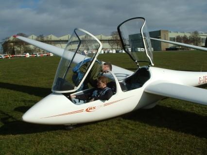 Preparation for flight